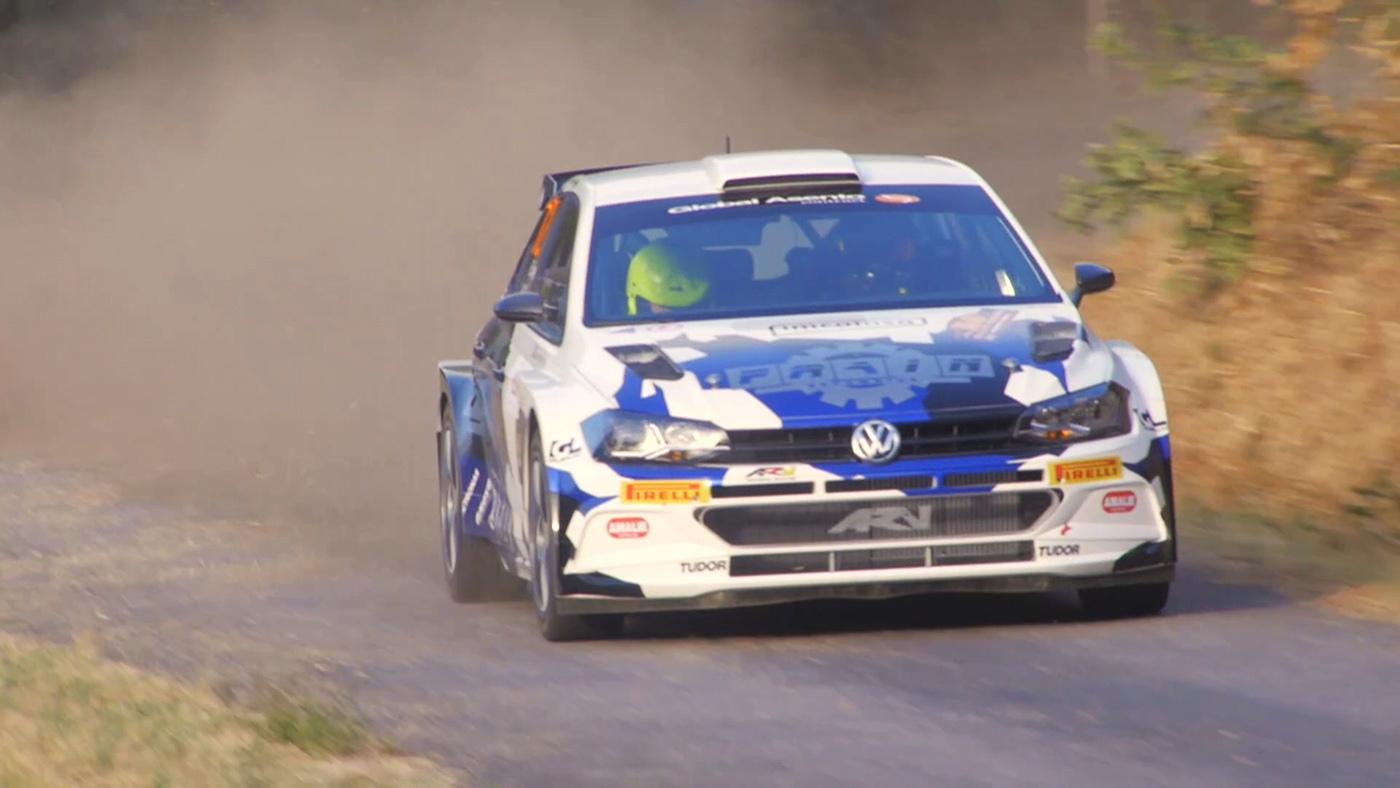 Rallyes Ourense - Progr. 17