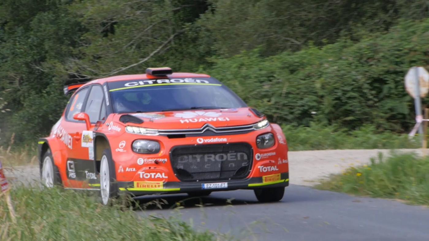 Rallyes Rally de Ferrol - Progr. 11
