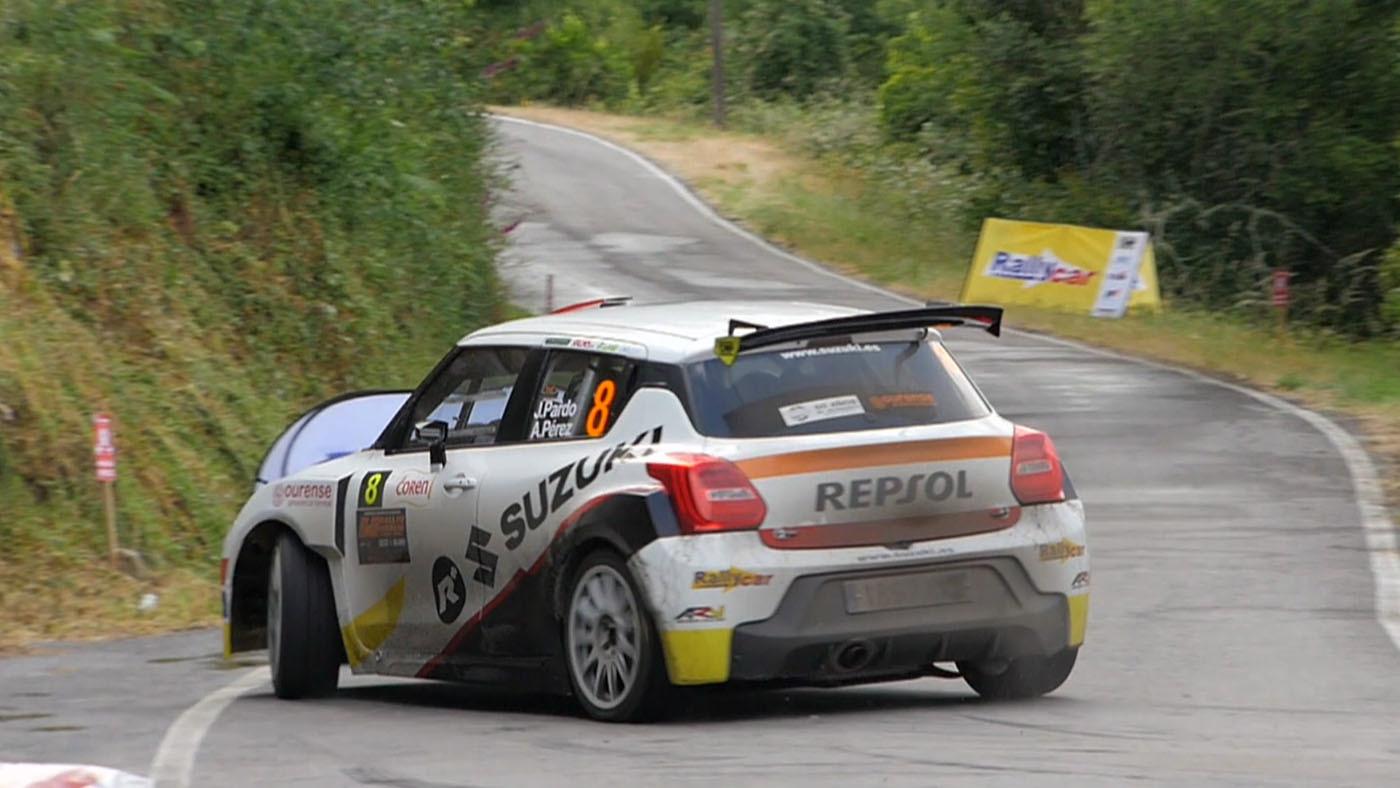 Rallyes Rally de Ourense - Progr. 9