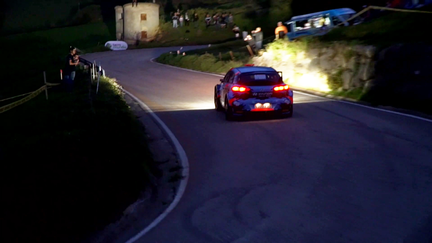 Rallyes Rally de Santander - Progr. 14