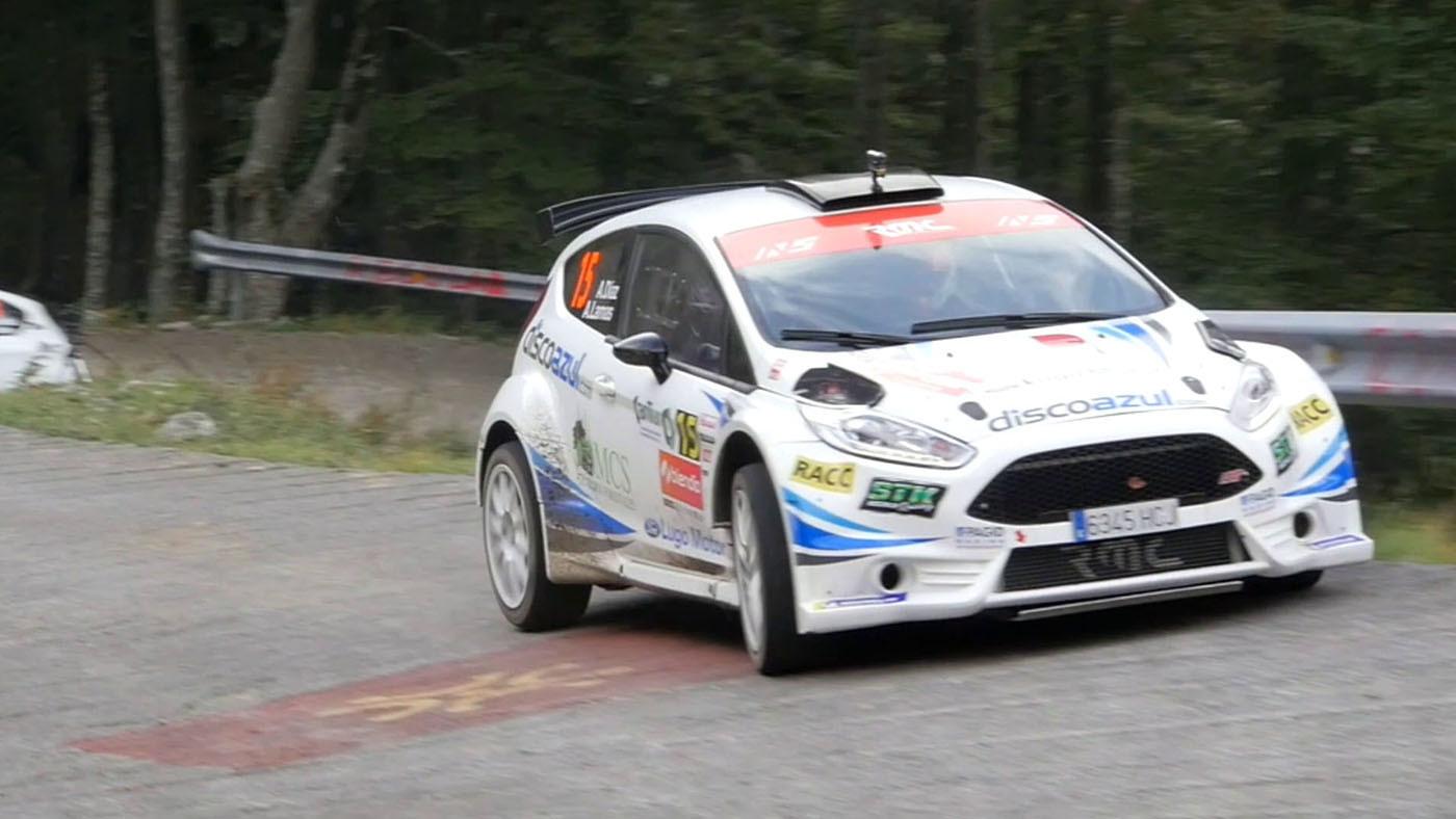 Rallyes Rally Santader-Cantabria - Progr. 4