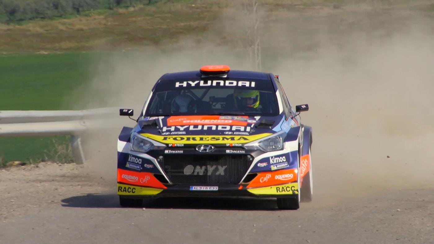 Rallyes Rally Sierra Morena - Progr. 6