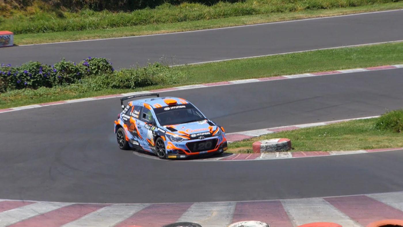 Rallyes Rally Villa de Adeje - Progr. 8