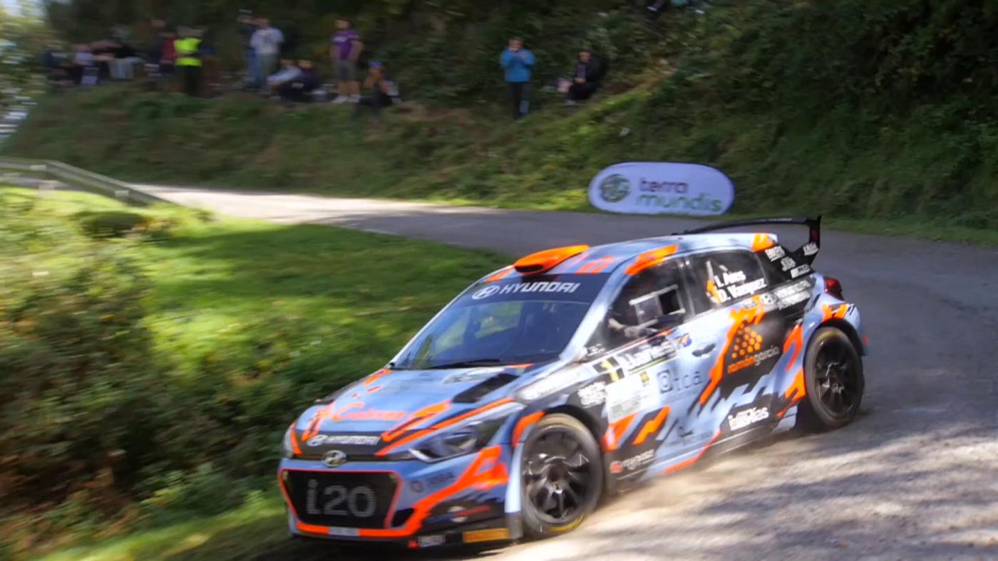 Rallyes Rally Villa de Llanes - Progr. 13