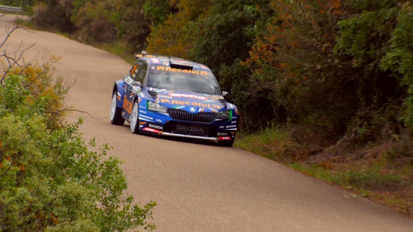 Rallyes Sierra Morena - Progr. 25