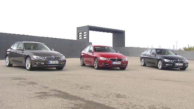 Temporada 2012 Programa 813 - El serie 3 de BMW alcanza su sexta generación