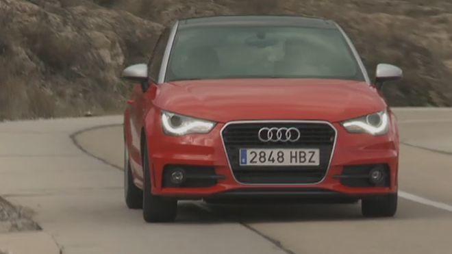 Temporada 2012 Programa 815 - Audi presenta el nuevo A1, su utilitario más juvenil y deportivo