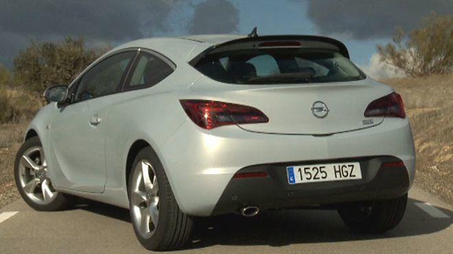 Temporada 2012 Programa 820 - Opel renueva su línea GTC de Astra