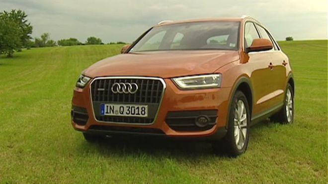 Temporada 2012 Programa 821 - Pruebas de seguridad al nuevo Audi Q3