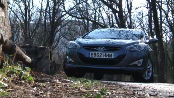 Temporada 2012 Programa 828 - El nuevo modelo Hyundai i40