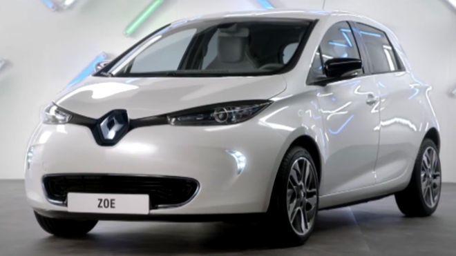 Temporada 2012 Programa 831 - La gama eléctrica de Renault