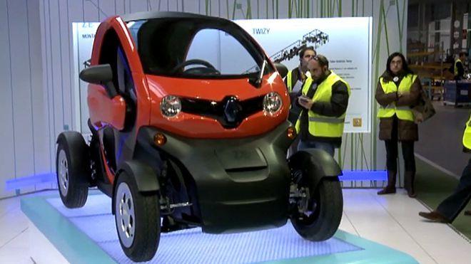 Temporada 2012 Programa 836 - Renault Twizy
