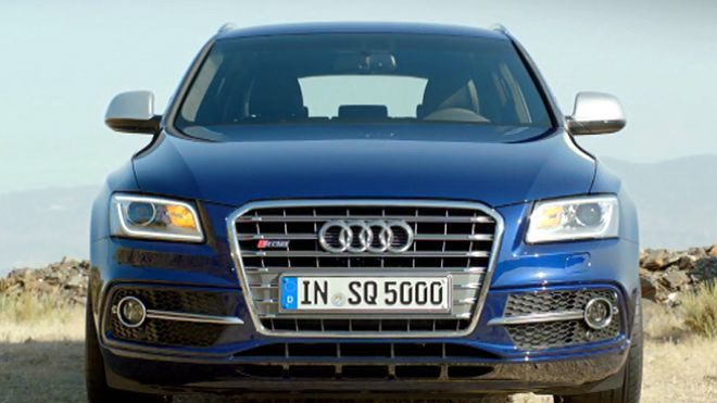 Temporada 2012 Programa 837 - Audi SQ5