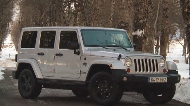 Temporada 2012 Programa 839 - Jeep Wrangler Arctic