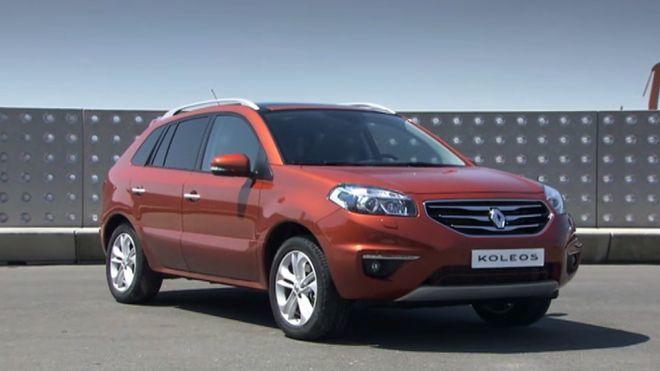 Temporada 2012 Programa 845 - Renault Koleos