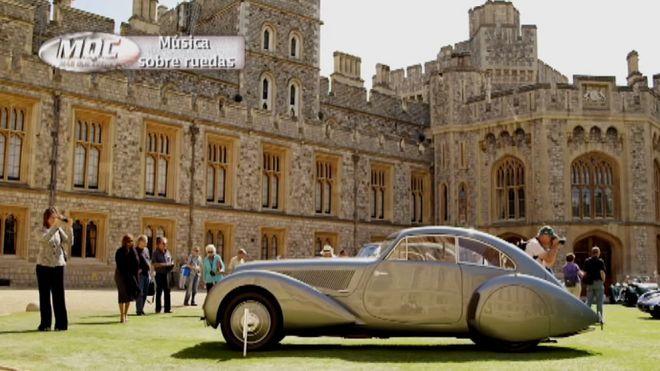 Temporada 2012 Programa 852 - Elegancia y lujo en el Castillo de Windsor