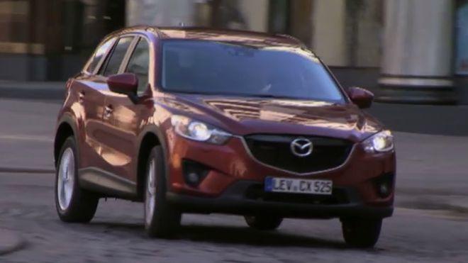 Temporada 2012 Programa 855 - Mazda CX5