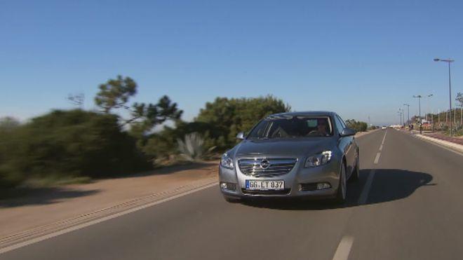Temporada 2012 Programa 857 - Gama del Opel Insignia