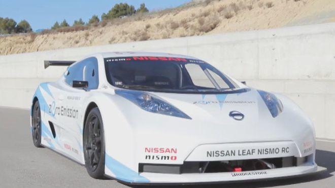 Temporada 2013 Programa 870 - Nissan Leaf Nismo RC