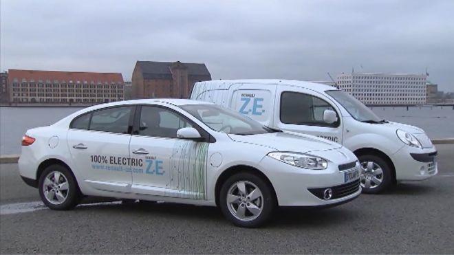 Temporada 2013 Programa 871 - Renault  Fluence Ze