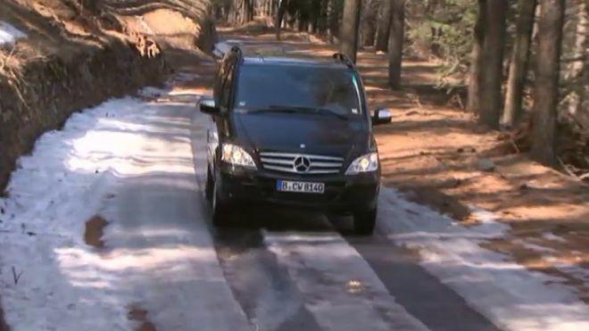 Temporada 2013 Programa 886 - Nuevo Viano de Mercedes Benz