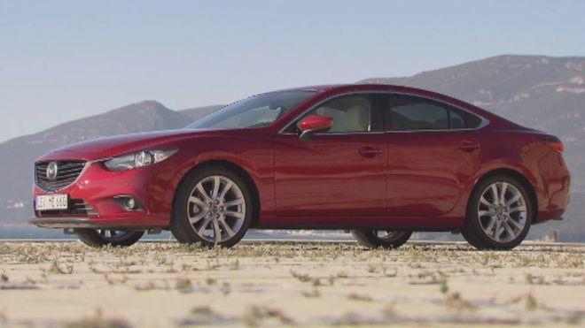 Temporada 2013 Programa 891 - Nuevo Mazda 6