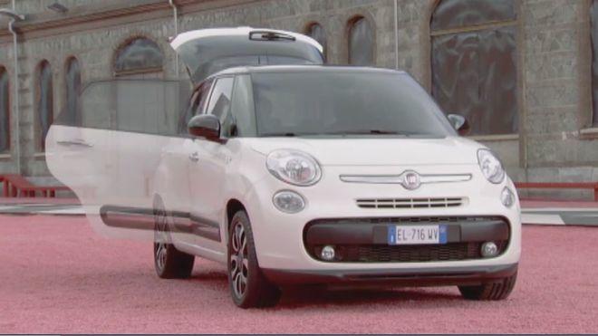 Temporada 2013 Programa 903 - Fiat 500 L Living