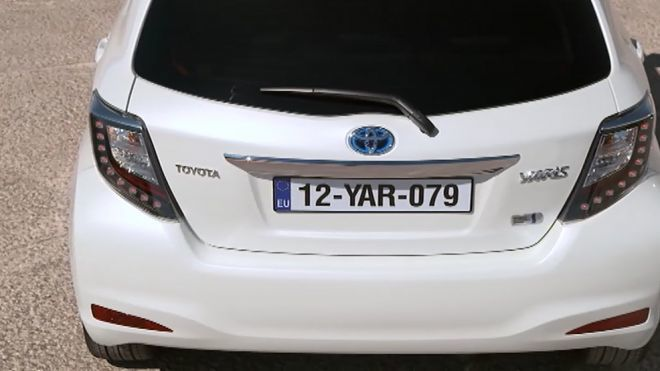 Temporada 2013 Programa 908 - Toyota Yaris híbrido