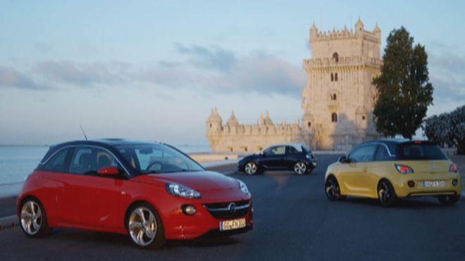 Temporada 2013 Programa 911 - Opel Adam