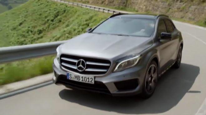 Temporada 2013 Programa 916 - Mercedes GLA