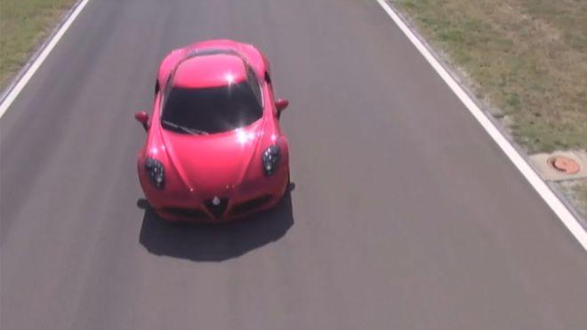 Temporada 2014 Programa 93 - Alfa Romeo 4C