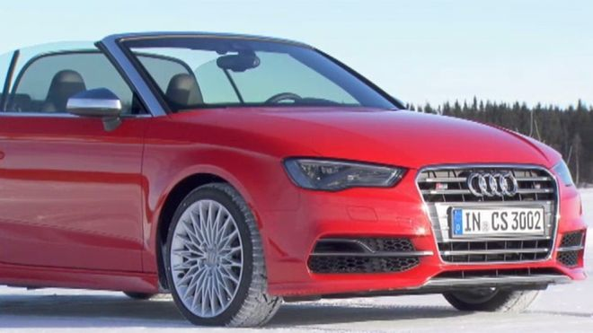 Temporada 2014 Programa 935 - Audi s3 cabrio