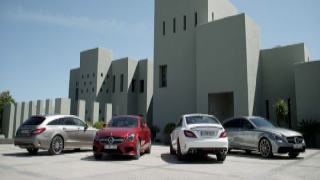 Temporada 2014 Programa 953 - Mercedes CLS