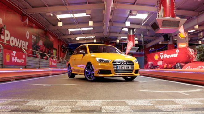 Temporada 2014 Programa 956 - Audi S1