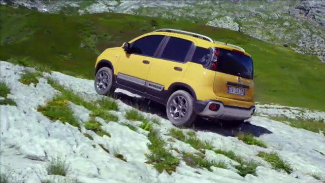 Temporada 2014 Programa 957 - Fiat Panda Cross 2014