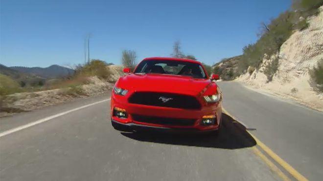 Temporada 2014 Programa 960 - Ford mustang