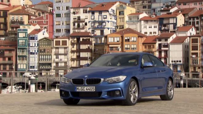 Temporada 2014 Programa 967 - BMW Serie 4 Gran Coupé