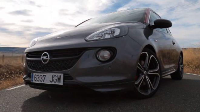 Temporada 2015 Programa 1.012 - Nuevo Opel Adam S