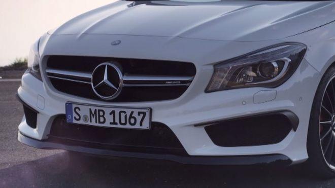 Temporada 2015 Programa 983 - Mercedes-Benz CLA Shooting Brake