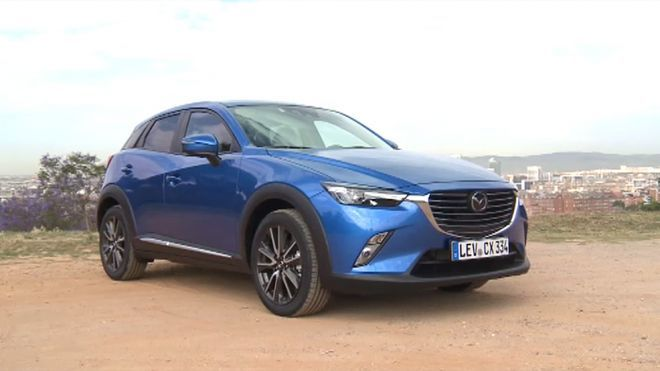 Temporada 2015 Programa 992 - Mazda zx3