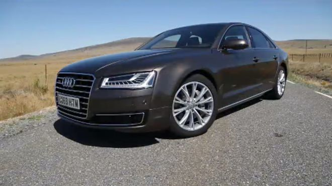 Temporada 2015 Programa 994 - Audi A8