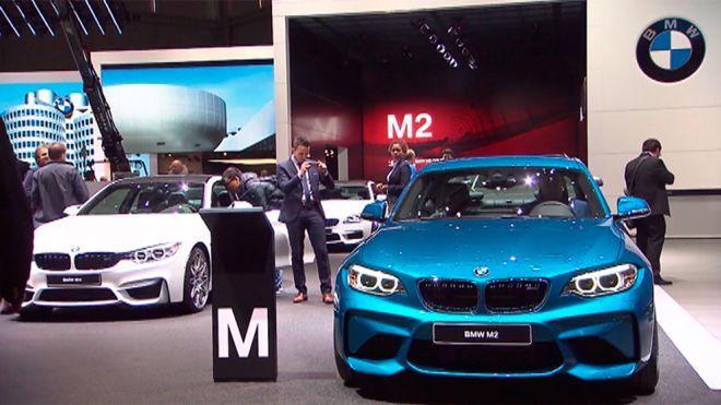 Temporada 2016 Programa 1.031 - BMW M2
