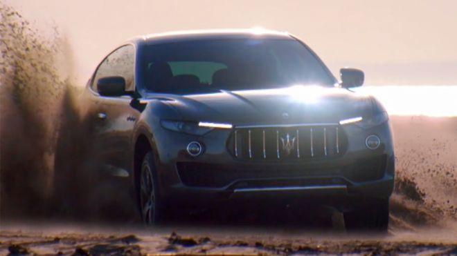 Temporada 2016 Programa 1.035 - Presentación del Maserati Levante