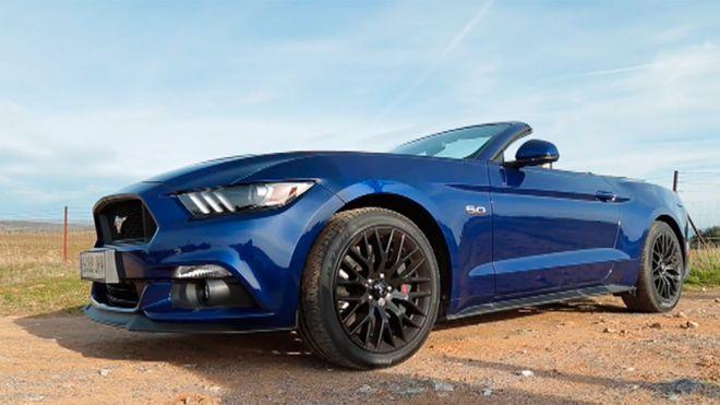 Temporada 2016 Programa 1.038 - Ford Mustang GT