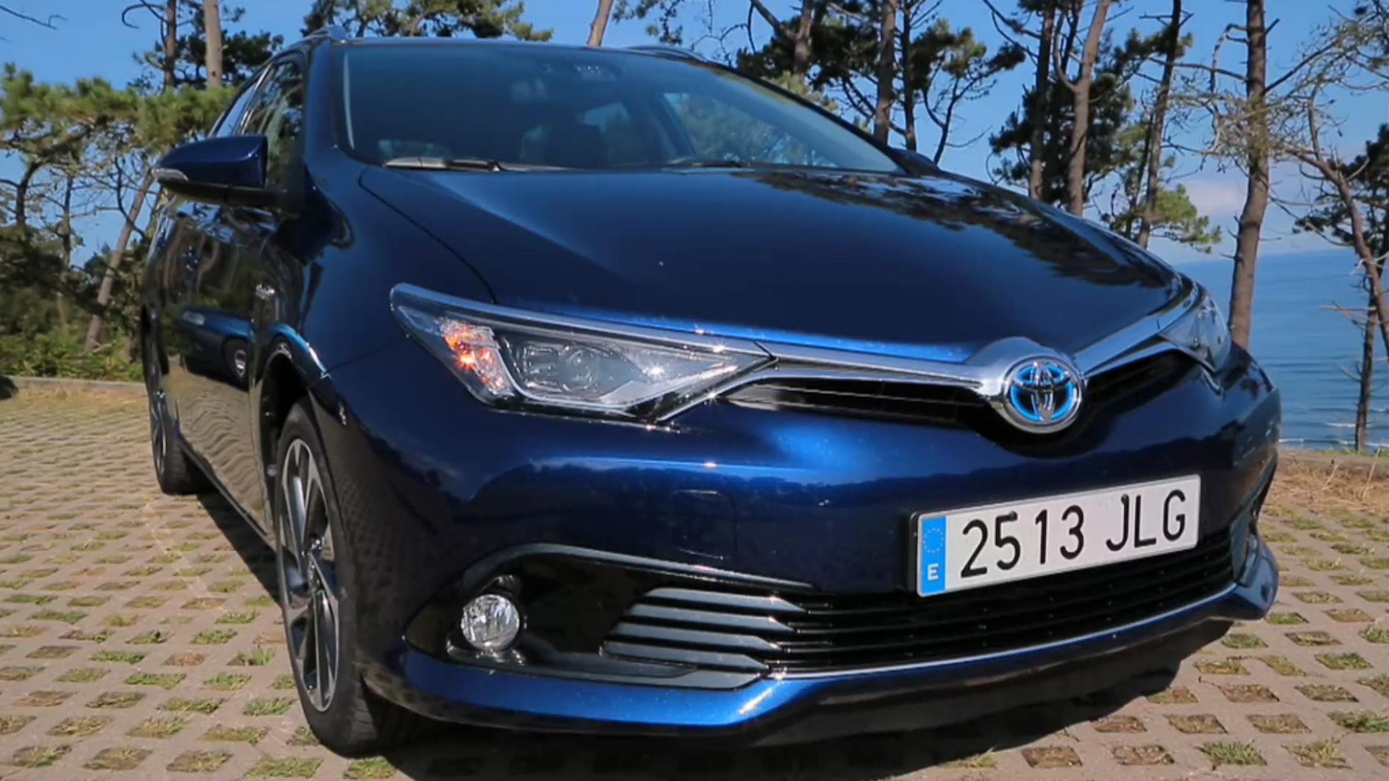 Temporada 2016 Programa 1.060 - Toyota Auris Hybrid