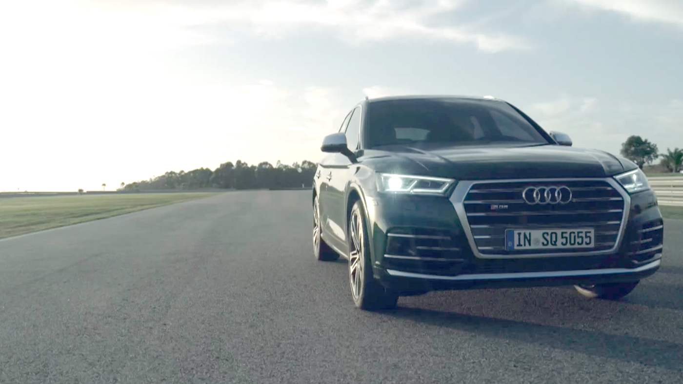 Temporada 2017 Programa 1.075 - Audi Q5
