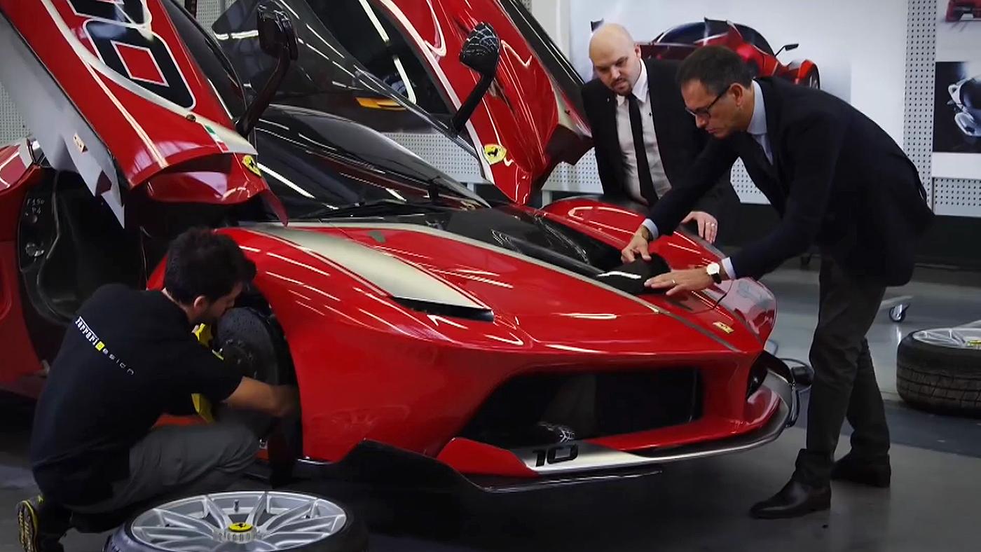 Temporada 2017 Programa 1.079 - Ferrari FXX-K