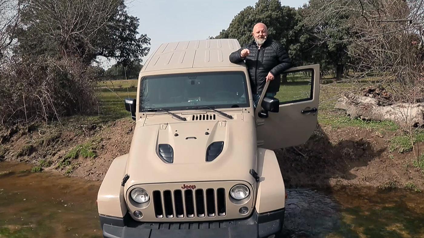Temporada 2017 Programa 1.081 - Una exlusiva de Jeep