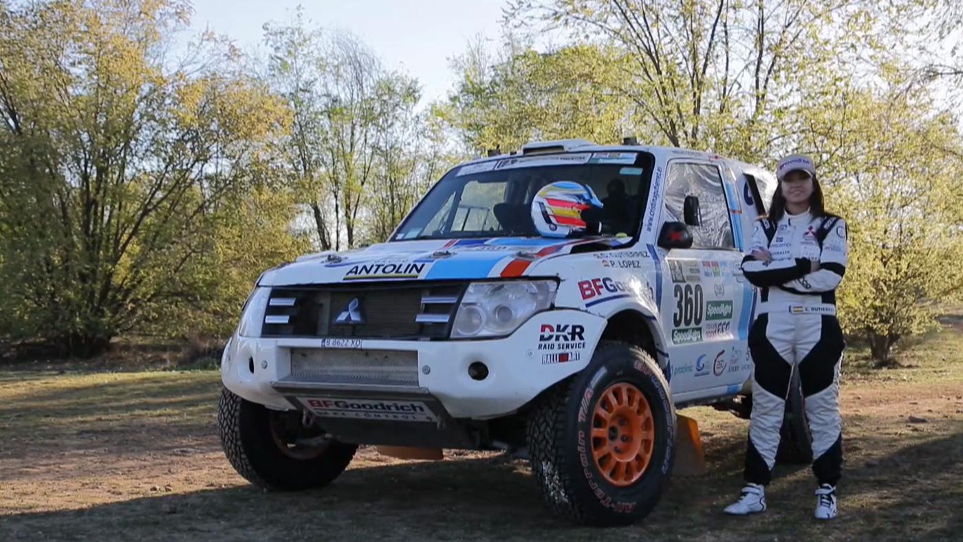 Temporada 2017 Programa 1.085 - El Mitsubishi Montero de Cristina Gutiérrez