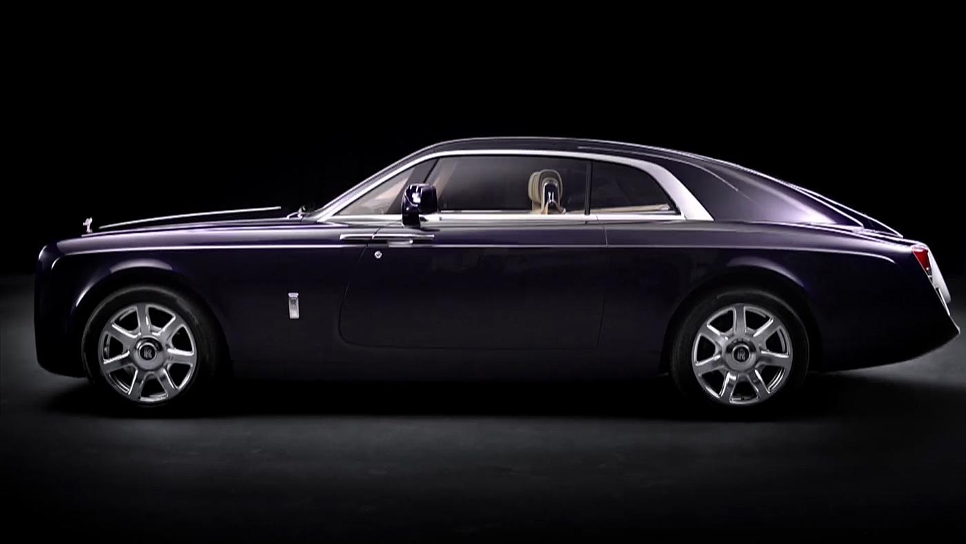 Temporada 2017 Programa 1.094 - Rolls-Royce Swetail